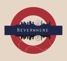 Neverwhere by SallySparrowFTW