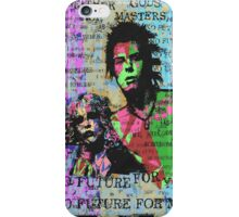 Neither Gods Nor Masters. iPhone Case/Skin