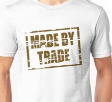 Made by Trade rubber stamp effect Unisex T-Shirt