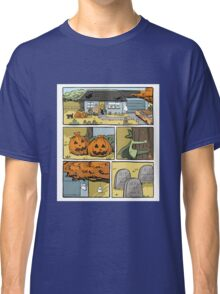 Try a little comics in your life Classic T-Shirt