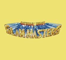 Saturday Night Slam Masters Kids Tee
