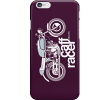 Norvin Caff Racer iPhone Case/Skin