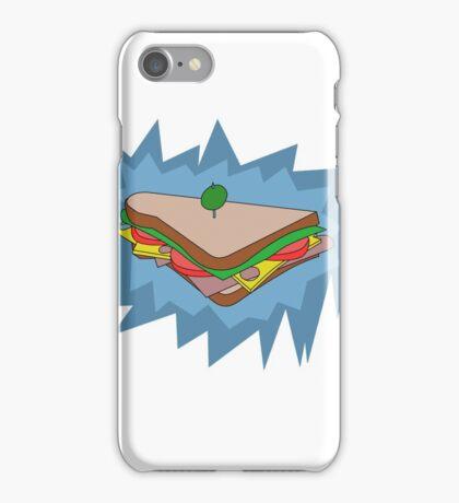BLU Sandvich iPhone Case/Skin