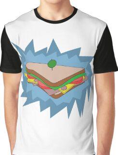 BLU Sandvich Graphic T-Shirt