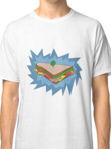 BLU Sandvich Classic T-Shirt