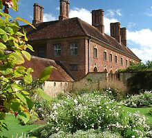 Barrington Court, Somerset by peely20