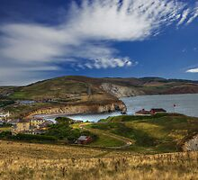 Freshwater Bay IOW by manateevoyager
