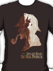 Sherlock Holmes The Final Problem T-Shirt T-Shirt