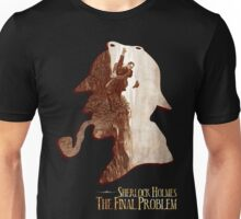 Sherlock Holmes The Final Problem T-Shirt Unisex T-Shirt