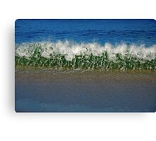 Sand, Sea, Surf Canvas Print
