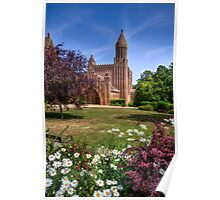 Quarr Abbey Poster