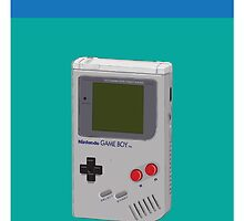 Nintendo Game Boy  by threeblackdots