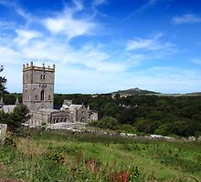 St Davids Cathedral, Pembrokeshire by peely20