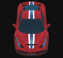 Ferrari 458 speciale One Piece - Short Sleeve