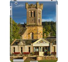 ABERLOUR - THE PARIS KIRK AND RAILWAY iPad Case/Skin