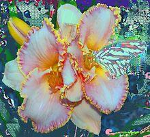 Day lily splendor by ♥⊱ B. Randi Bailey