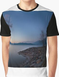 Harrison lake Graphic T-Shirt