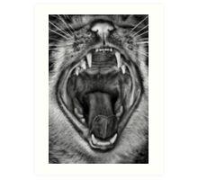 The Ultimate Roar Art Print
