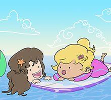 My Best Friend Is A Mermaid by ashiesmash