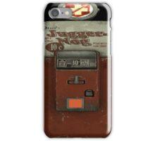 juggernaut perk iphone case iPhone Case/Skin