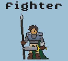 Pixel Fighter by SuperPayce