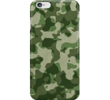 Military camo iPhone Case/Skin
