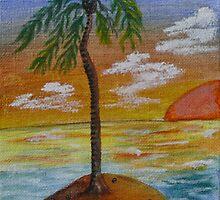 Desert Island by Tyler Dootson