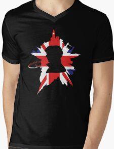 Sherlock Mens V-Neck T-Shirt