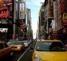 New York by mlesoden