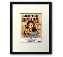Drifter: Broken Road Poster Framed Print