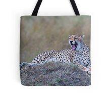 Mara Cheetah Tote Bag