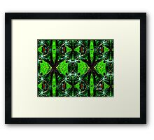 THE OTHER SIDE OF REALITY Framed Print