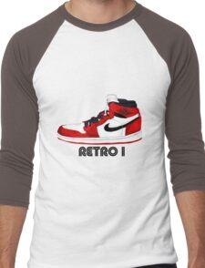 Jordan Retro I Men's Baseball ¾ T-Shirt