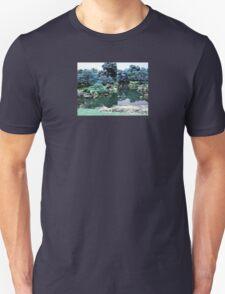 Blue Green Dreams Unisex T-Shirt