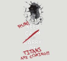 Shingeki no Kyojin Face Titan by anarky85