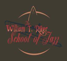 Riker's School of Jazz by cfdunbar