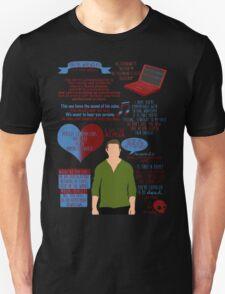 Peter Hale Quotes Unisex T-Shirt