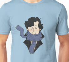 Winter Scarf Unisex T-Shirt