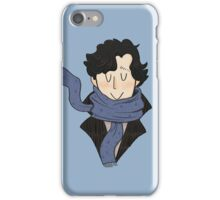 Winter Scarf iPhone Case/Skin