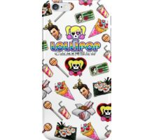 Lollipop Chainsaw Sweet Lover Theme iPhone Case/Skin