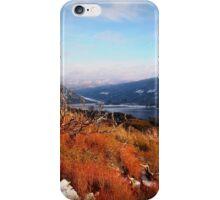 """Silverwood Lakes, California"" iPhone Case/Skin"
