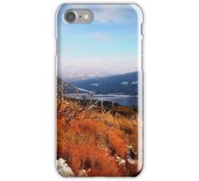 """Silverwood Lakes, California"" iPhone Case/Skin"