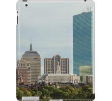 Downtown Boston iPad Case/Skin