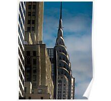 Chrysler Building II Poster