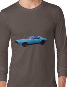 Grabber Blue Firebird Long Sleeve T-Shirt