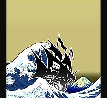 The pirate wave by erndub