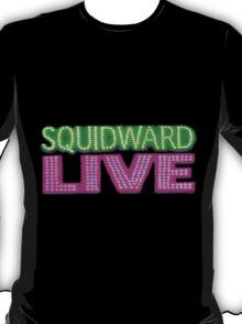 Squidward Live T-Shirt