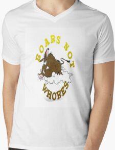 Bobby Baratheon Shirt White Mens V-Neck T-Shirt