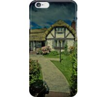 Welcome to Hobbiton iPhone Case/Skin