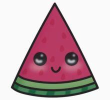 Happy Watermelon One Piece - Short Sleeve